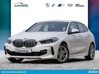 gebraucht BMW 118 d M Sport DAB LED WLAN Tempomat Klimaaut.