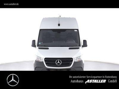 gebraucht Mercedes Sprinter 214 CDI KA St. Lang 3924+Hoch+MBUX+KAM