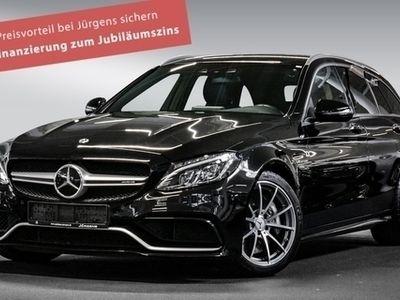 gebraucht Mercedes C63 AMG AMG T Performance/Comand/ILS/Distr/HUD/Burm