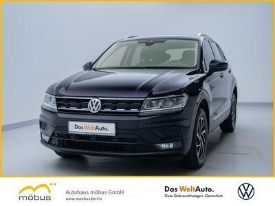 gebraucht VW Tiguan 2.0 TDI DSG 4Motion JOIN AID+RFK+ASSI-PAKET+