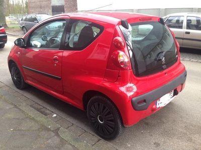 gebraucht Peugeot 107 Klima