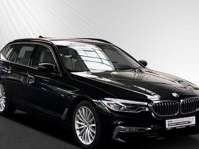 gebraucht BMW 530 d Touring Luxury HUD Sportsitze NaviProf HiFi