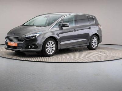 gebraucht Ford S-MAX 2.0 TDCi Aut. Allrad Titanium LED Navi