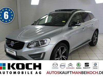 gebraucht Volvo XC60 T6 AWD R-Design Polestar Aut FahrerAs Pano Na