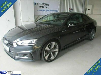 gebraucht Audi A5 Coupe 3.0 TDI S tronic sport S-Line