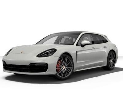 gebraucht Porsche Panamera Sport Turismo GTS Leder LED Navi