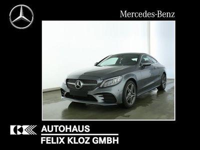 gebraucht Mercedes C300 d Cp AMG 9G Navi MULTIBEAM Kamera Ambiente