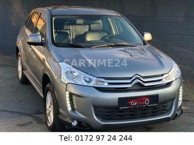 gebraucht Citroën C4 Aircross Tendance 2WD *SCHECKHEFT*EURO 5*