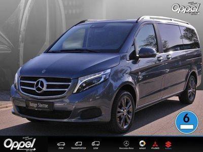 gebraucht Mercedes V250 d 4MATIC EDITION Lang Sportpaket+Klima+LED