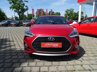 gebraucht Hyundai Coupé 1.6 Premium Turbo