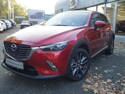 gebraucht Mazda CX-3 Sports-Line 2.0 Navi