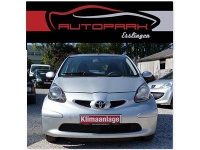 gebraucht Toyota Aygo 1.0 AUTOMATIK*36.000KM*PARKTRONIC*SERVO*79€
