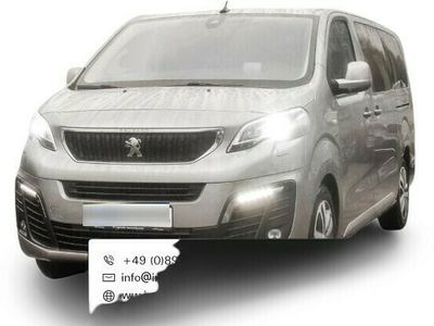 gebraucht Peugeot Traveller Business L3 2.0 BlueHDi Navi Cam HeadUp