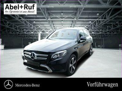 gebraucht Mercedes GLC220 - BENZd 4M. - Exclusiv Exterieur - Spur Paket - Navi