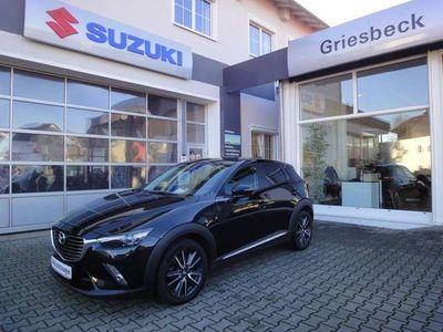 gebraucht Mazda CX-3 SKYACTIV-G 120 FWD Sports-Line