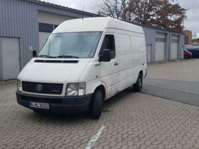 usado VW LT 35 2.8 TDI*L3H2*Hochdach*3.Sitze*