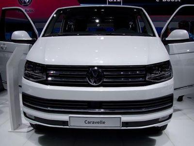 gebraucht VW Caravelle T6Highline Kurz 4MOTION 2.0 TDI