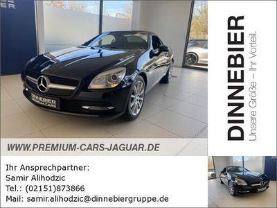 gebraucht Mercedes SLK200 SLK 200 BlueEfficiencyCGI Gebrauchtwagen, bei Autohaus Dinnebier GmbH