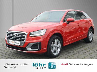 gebraucht Audi Q2 35 TFSI S tronic sport / Navi/ LED/ DAB+/ ACC