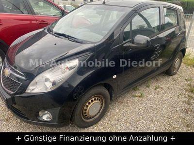 gebraucht Chevrolet Spark LS+Klima+TÜV+Euro5+Voll Fahrbereit