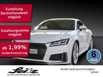 gebraucht Audi TT Coupe 45 TFSI quattro PDC*MMI+*DAB*LED*SITZH
