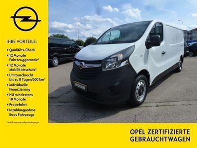 gebraucht Opel Vivaro Kasten 1.6 CDTI L2H1 Start/Stop