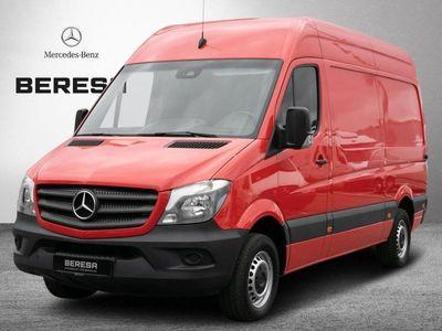 gebraucht Mercedes Sprinter 213 Kasten Lang und Hoch Fahrassist.