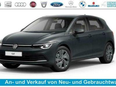 gebraucht VW Golf VIII 1.5 TSI 150 Style LED+ Nav ErgoA