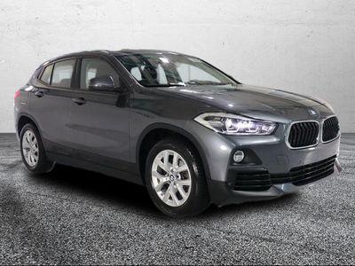 gebraucht BMW X2 ADVANTAGE NAVI LED HIFI LM17 AHK