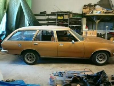 gebraucht Opel Rekord D Caravan
