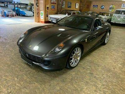 gebraucht Ferrari 599 GTB F1 HGTE Paket sehr gepflegt
