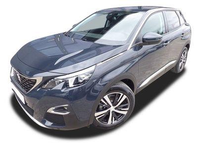 gebraucht Peugeot 3008 ALLURE 1.2 PureTech LED, SHZ, Kamera, Alu