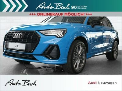 gebraucht Audi Q3 S line 35 TFSI 110(150) kW(PS) tronic