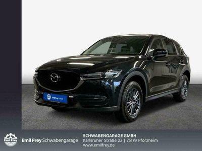 gebraucht Mazda CX-5 SKYACTIV-G 165 AWD Exclusive-Line