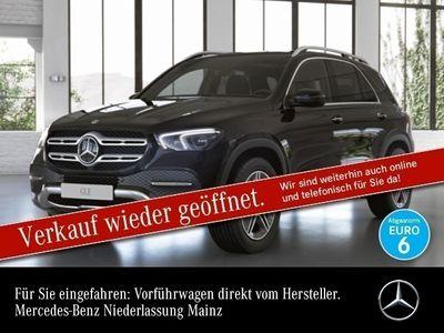 gebraucht Mercedes 300 GLEd 4M AMG Fahrass WideScreen Pano Multibeam