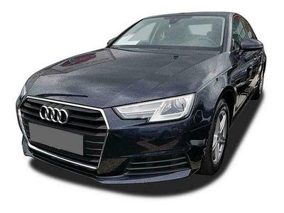 gebraucht Audi A4 A4Limousine 2.0 TDI S-tronic Navi GRA Sitzheizu
