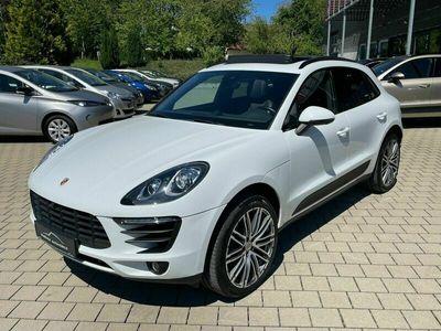 gebraucht Porsche Macan S PANO/BOSE/Key-Less/360°Kamera/Sitzbelüft