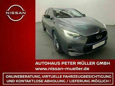 gebraucht Infiniti Q30 2.0t Sport AWD 4x4 Automatik als Limousine in Heidelberg