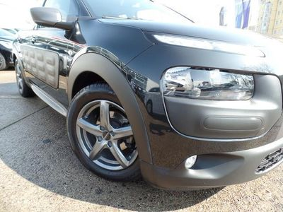 gebraucht Citroën C4 Cactus e-HDi 92 ETG6 *UNIKAT*tiefer*teilfoliert*LM*