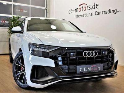 gebraucht Audi Q8 50 3.0 TDI S-Line *B&O*PANO*Matrix*ACC*LUFT Klima