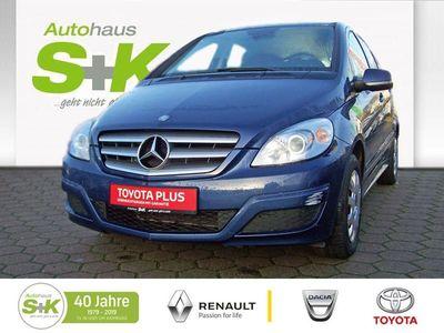 gebraucht Mercedes B160 Klima *AHK *Panorama * 44.000 KM*