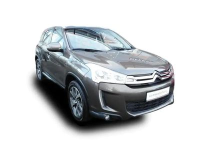 gebraucht Citroën C4 Aircross Selection HDi 115 S&S 2WD [PDC, Bluetooth]