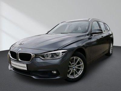 gebraucht BMW 318 d Touring Advantage Aut. Navi LED Sportsitze