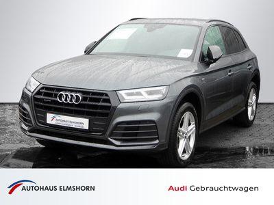 gebraucht Audi Q5 S line 40 TDI quattro LED W-LAN ACC EU6