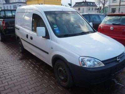 gebraucht Opel Combo CNG,Erdgas,78000 Tkm
