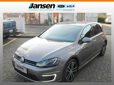 gebraucht VW Golf VII 1.4 GTE Plug-In-Hybrid DSG *AHK*LM 18'*