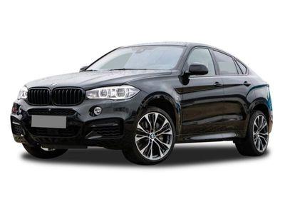 gebraucht BMW X6 M50d M Sportpaket Head-Up HK HiFi DAB LED