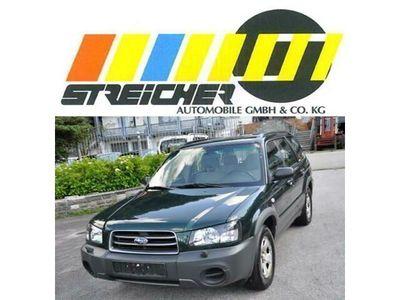 gebraucht Subaru Forester 2.0 X Active *Klima*AHK*