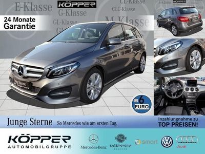 used Mercedes B200 Urban Edition Navi/KeylessGo/Autom./Klima/LED