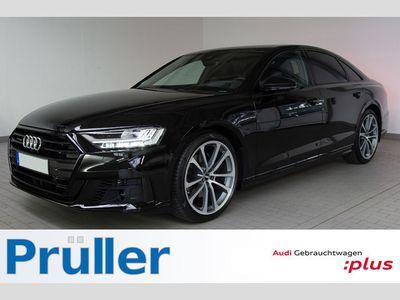 gebraucht Audi A8 50 TDI quattro tiptronic B+O HuD Pano Sthzg
